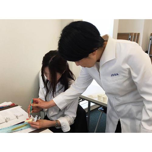 歯科衛生士予防コース 講座風景