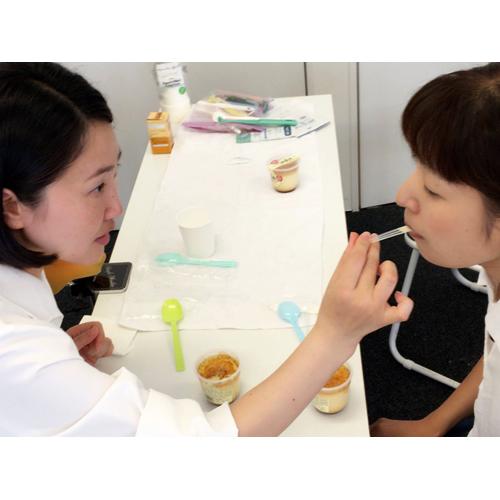 口腔介護アドバイザーコース 講座風景
