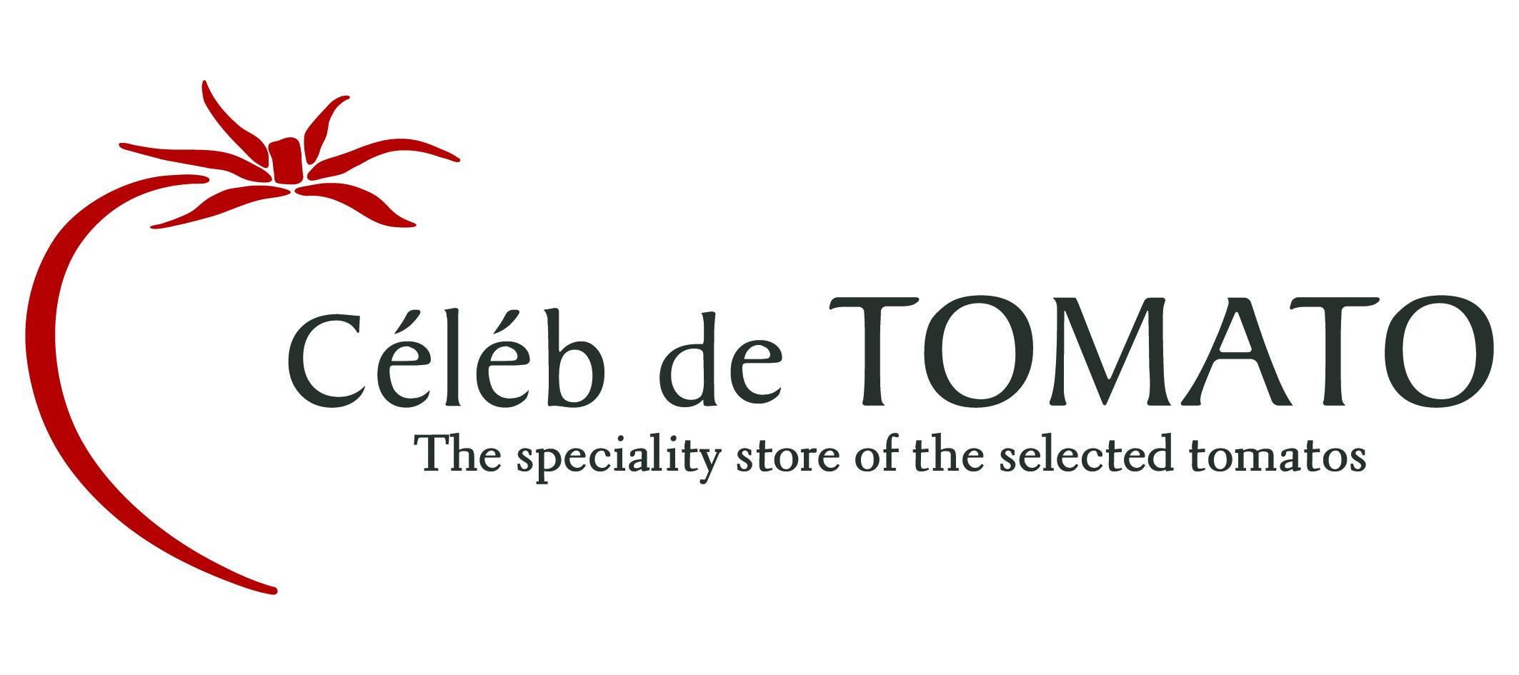 "[Online Shop] ""Tr... Tomato Logo"