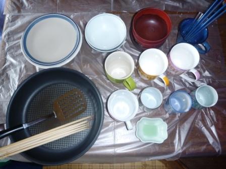 東京都大田区、家事代行・洗い物完了写真