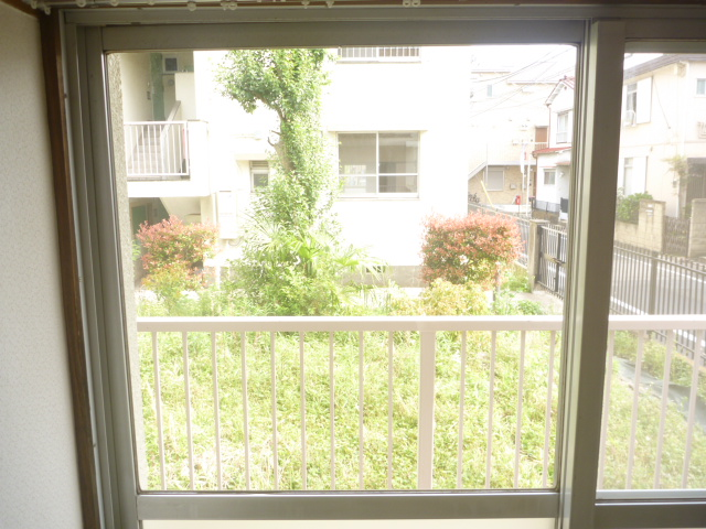大田区、窓ガラスクリーニング後の写真