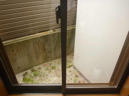 大田区、窓ガラスの掃除の写真