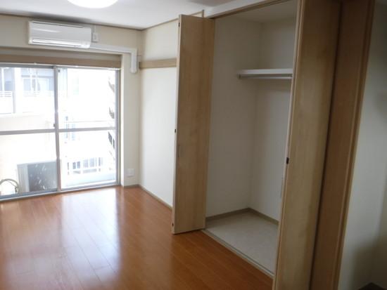 【施工後】居室収納
