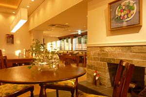 レストラン 内装