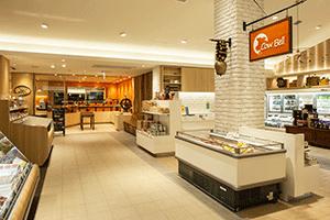 ショッピング センターゾーン コーナー