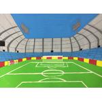 櫻井勇太郎/サッカーフィールドの静寂