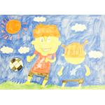 住吉大翔/オリンピックサッカー