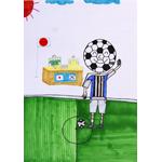 津金 龍/日本サッカーの代表