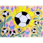 あじさい学園/ひまわり畑のサッカーチーム