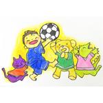 高橋 妙子/ハッピーサッカーボール