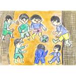 月野 大志郎/「クラブでサッカー」