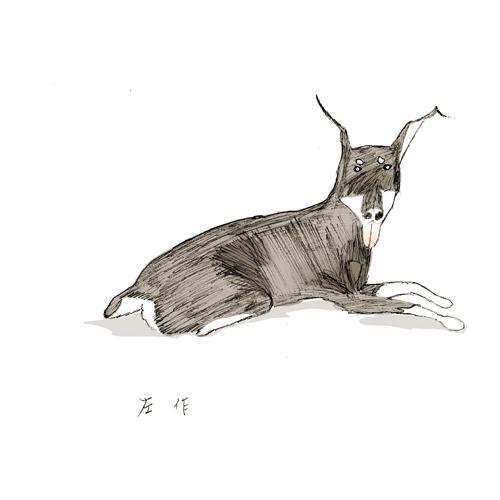犬/左 昌季