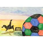 中津支援ジョン/The Future of soccer