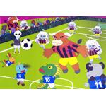 子猫/戦え!モンスターサッカー