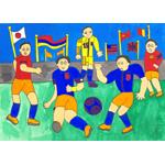 倉富 貫/オリンピックのサッカー