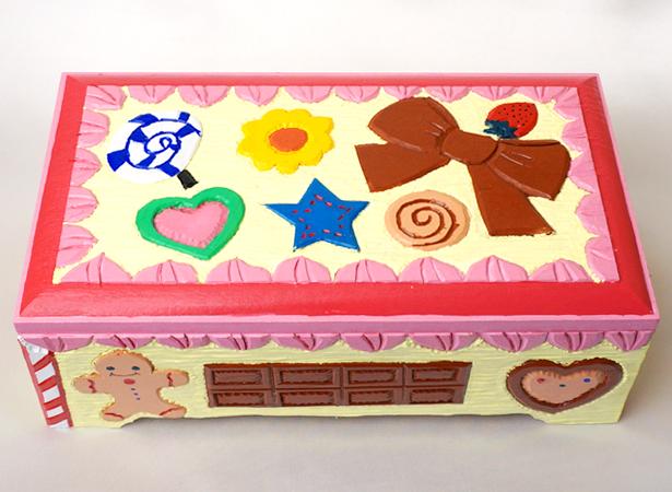 お菓子BOX