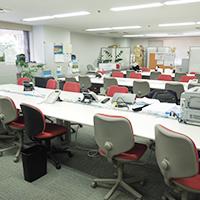 福岡FA第一営業部~福岡FA第四営業部 拠点内の様子