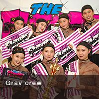 Grav crew