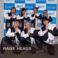 RAGE HEADS