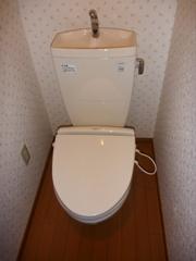 東京都品川区、トイレクリーニング