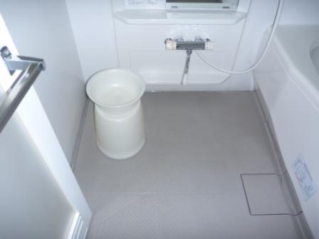 東京都目黒区、浴室クリーニング