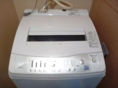 東京都大田区、洗濯機分解クリーニング