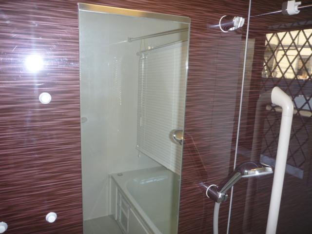 東京都目黒区の浴室クリーニング