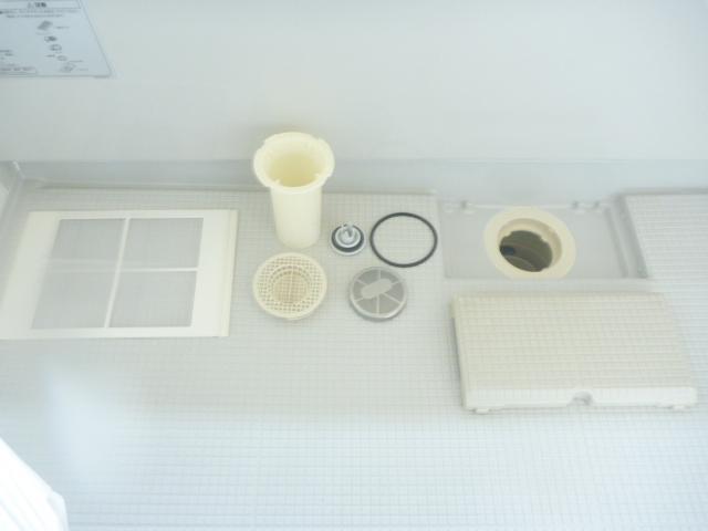 東京都世田谷区、浴室クリーニング