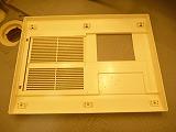 東京都大田区、浴室乾燥機能付き換気扇分解クリーニングの画像