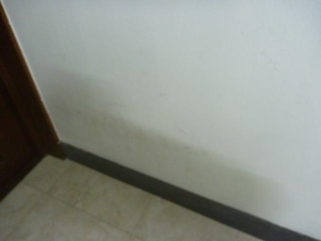 東京都大田区2DK空室・空き部屋クリーニング前