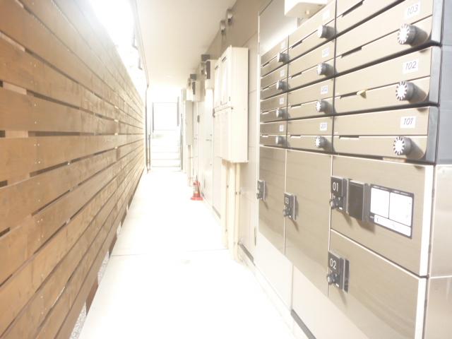 アパート・マンション共用部分定期清掃 東京都大田区