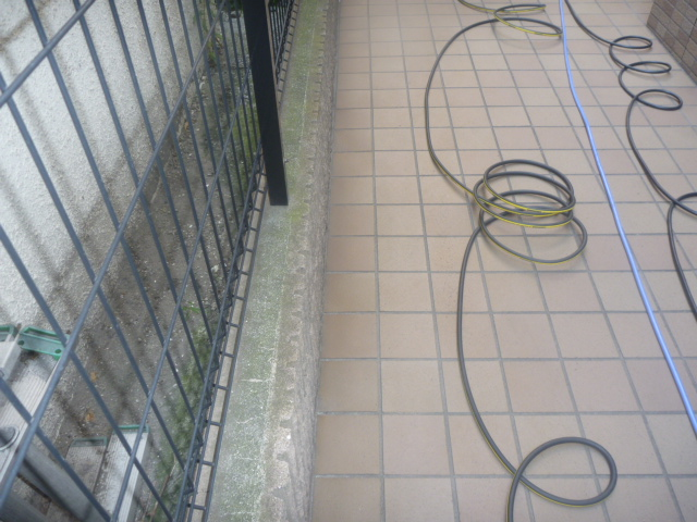 東京都目黒区、アパート・マンション共用部分定期清掃