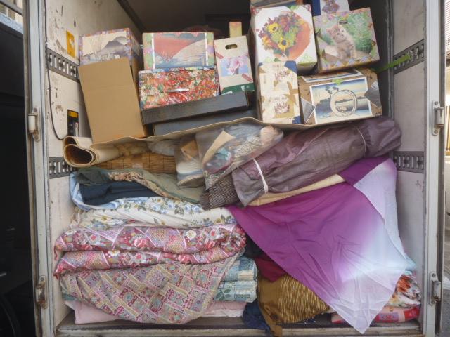 東京都大田区の部屋の片づけ・不用品回収