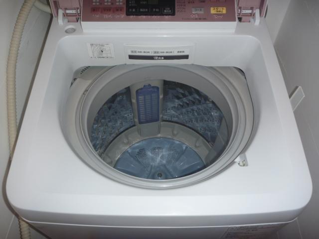 東京都大田区の洗濯機の清掃