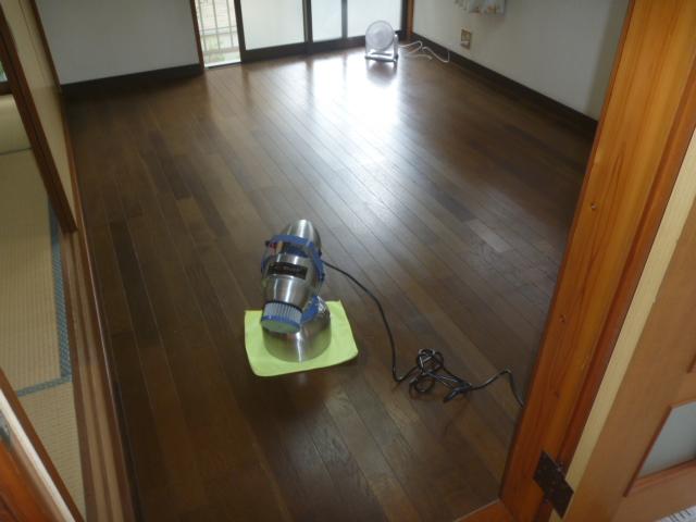オーナー物件不動産売却時、内覧用の空室・空き部屋、除菌・消臭・脱臭ハウスクリーニング