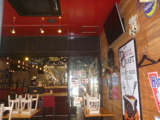 東京都店舗清掃、業務用エアコンクリーニングの画像
