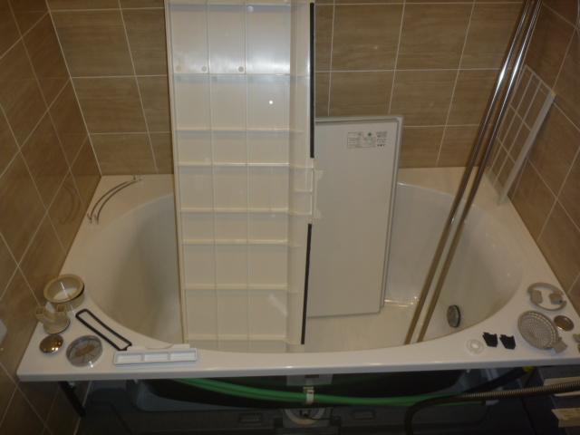 東京都港区、お風呂掃除