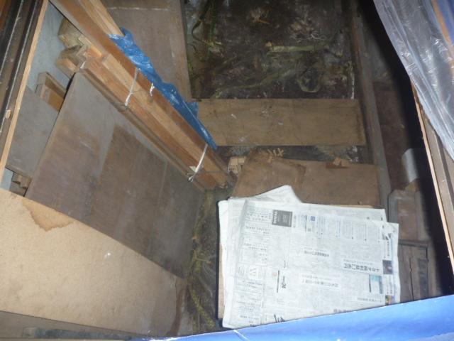 東京都大田区、戸建て住宅不用品片付け・運び出し・清掃作業