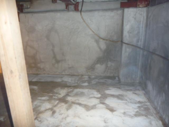 東京都大田区、戸建て住宅床下調査・点検・清掃作業
