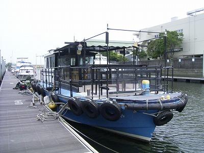 東京都大田区、船舶清掃の画像