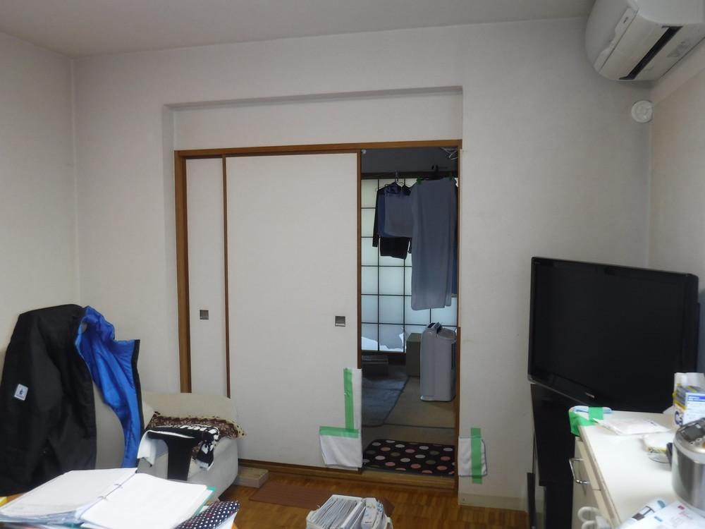 【施工前 和室】