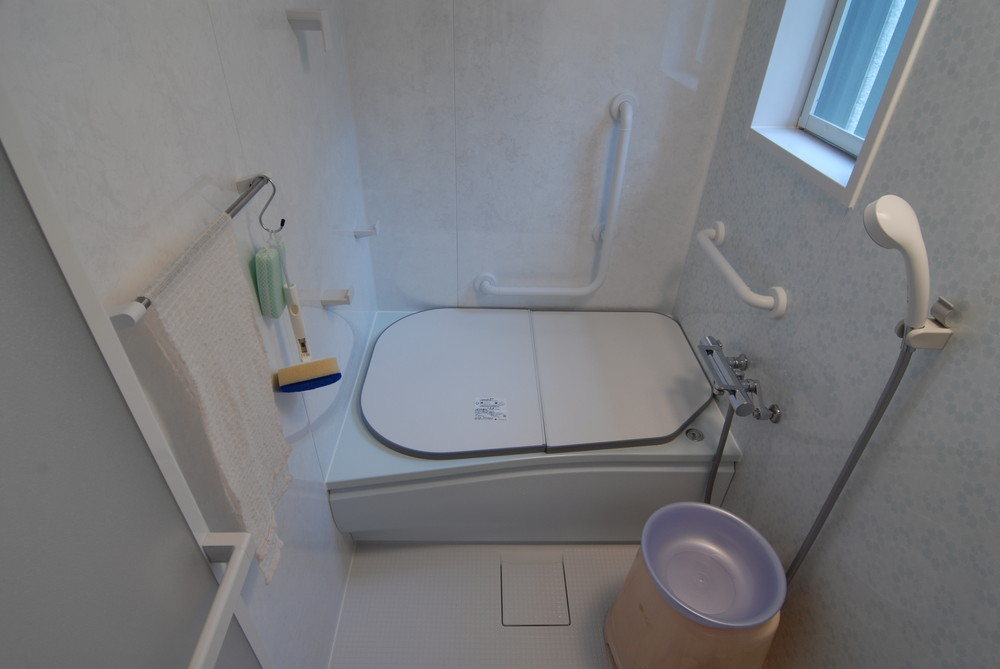 【施工後 浴室】