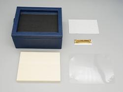 エナメルフォトBOX(M)の素材カット