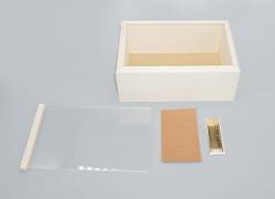 コレクションBOXの素材カット