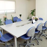 鹿児島FA営業部 ミーティングルーム